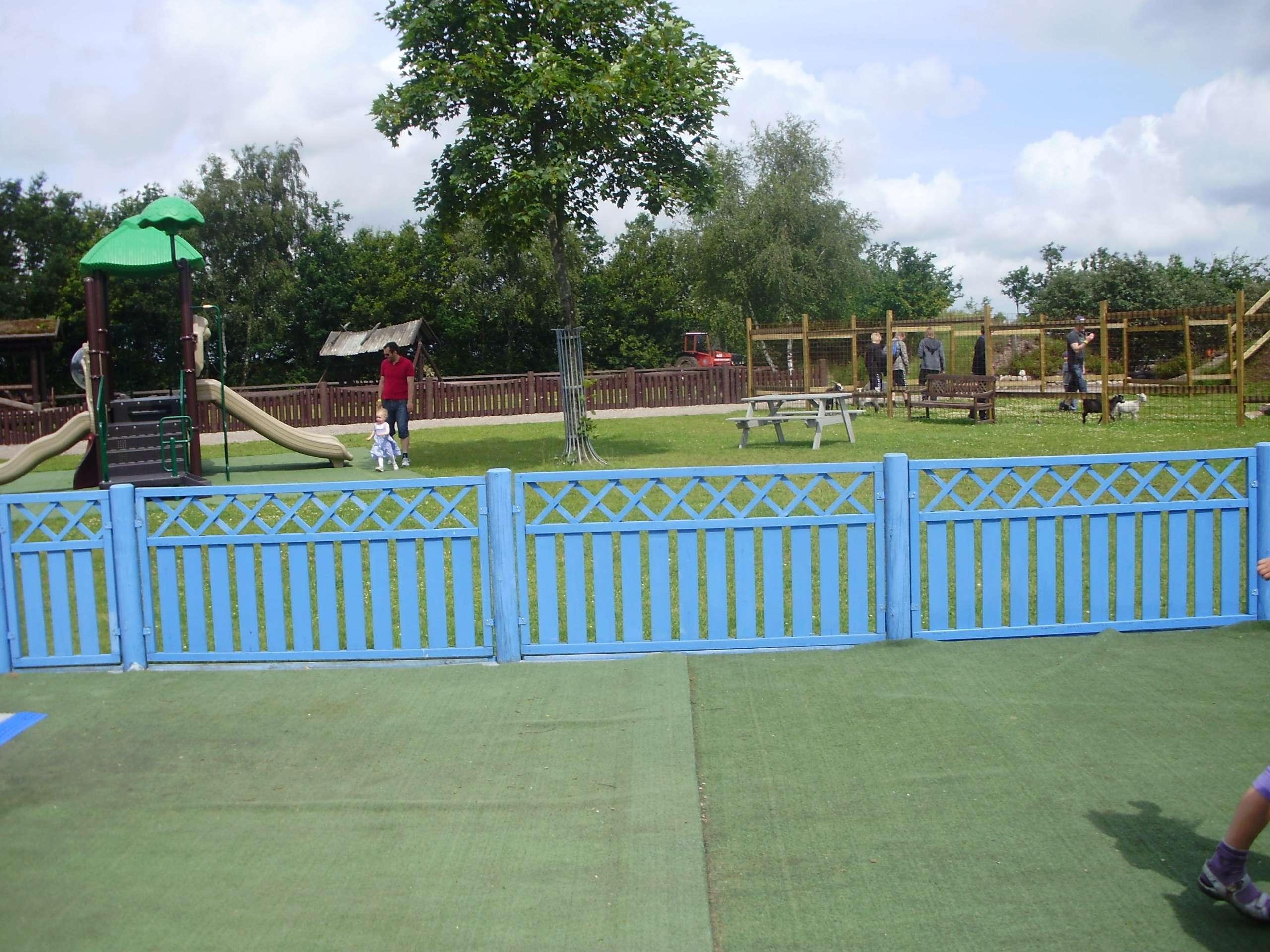 Hele skolen tog til Sommerland Syd 22. juni 2011